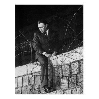 Cartão Postal Retrato de Richard Burton