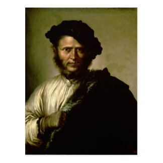 Cartão Postal Retrato de um homem, 1640