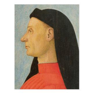 Cartão Postal Retrato de um homem novo