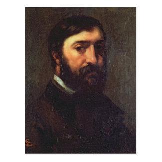 Cartão Postal Retrato de Urbain Cuenot 1846