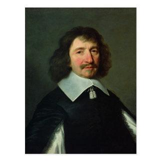 Cartão Postal Retrato de Vincent Voiture c.1643-44