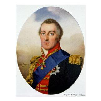 Cartão Postal Retrato do duque de Wellington