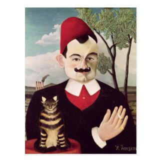 Cartão Postal Retrato do loti c.1891 de Pierre