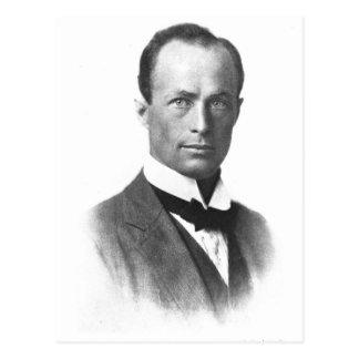 Cartão Postal Retrato do senhor Douglas Mawson