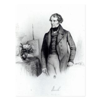 Cartão Postal Retrato do senhor John Russell