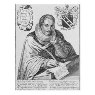 Cartão Postal Retrato do senhor Thomas Overbury