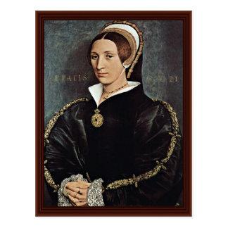 Cartão Postal Retrato esposa de Catarina Howard da 5a do rei