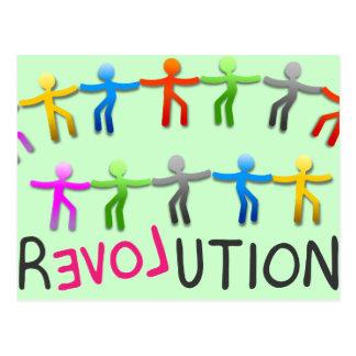 Cartão Postal Revolução