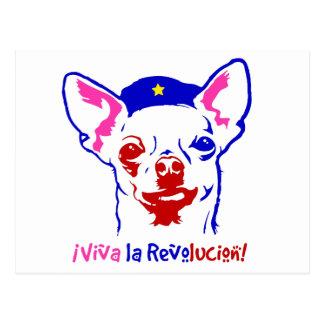 Cartão Postal Revolução da chihuahua