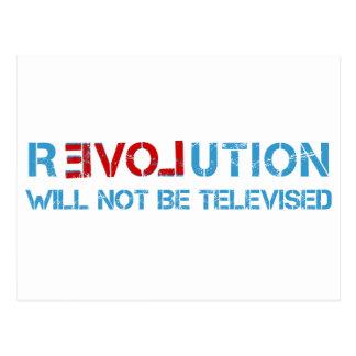 Cartão Postal Revolução de Ron Paul