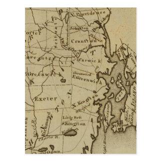 Cartão Postal Rhode - ilha 4