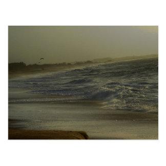 Cartão Postal Rhode - ilha, imagem de Weekapaug
