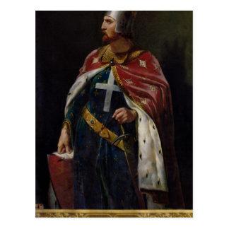 Cartão Postal Richard mim o rei de Lionheart de Inglaterra, 1841