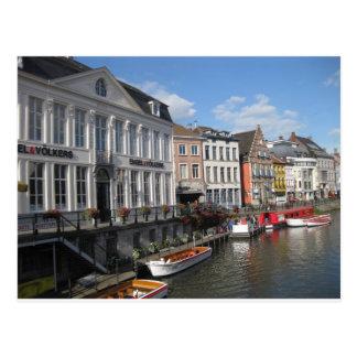 Cartão Postal Rio 2 de Bélgica
