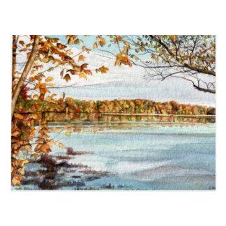 Cartão Postal Rio de Mattaponi