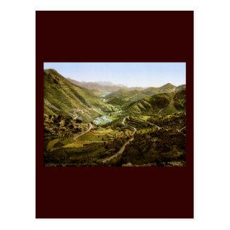 Cartão Postal River Valley Montenegro