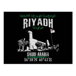 Cartão Postal Riyadh