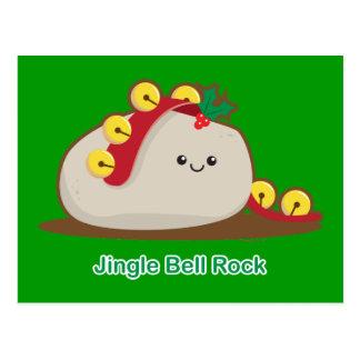 Cartão Postal Rocha de Jingle Bell
