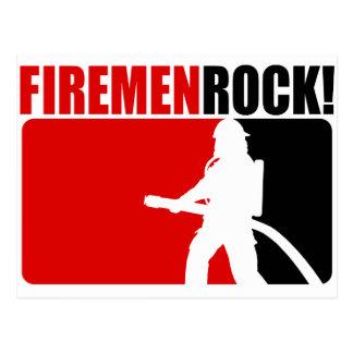 Cartão Postal Rocha dos bombeiros!