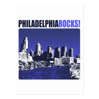 Cartão Postal Rochas de Philadelphfia!
