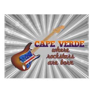 Cartão Postal Rockstars é nascido em Cabo Verde