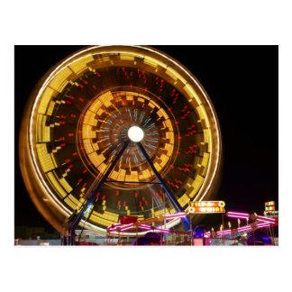 Cartão Postal Roda de Ferris 2