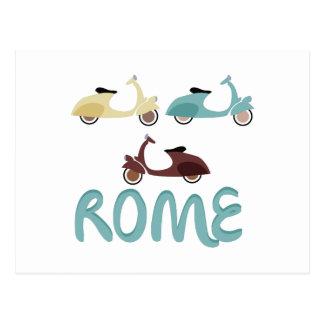 Cartão Postal Roma