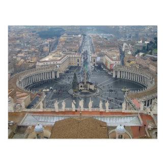 Cartão Postal Roma, Cidade do Vaticano