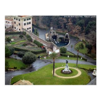Cartão Postal Roma - Cidade do Vaticano