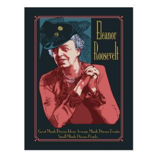 Cartão Postal Roosevelt
