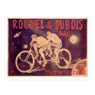 Cartão Postal Rouxel & Dubois