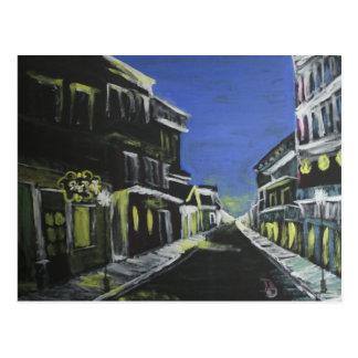 Cartão Postal Rua 4am de Bourbon