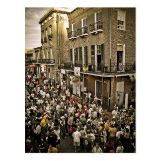 Cartão Postal Rua de Bourbon