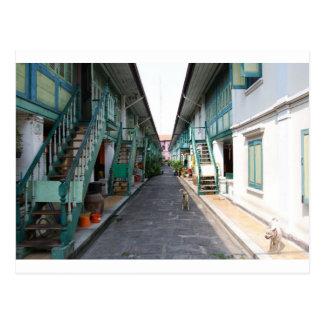 Cartão Postal Rua em Banguecoque