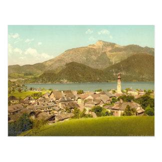 Cartão Postal Rua Gilgen mim em Áustria