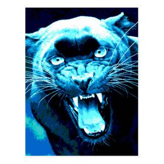 Cartão Postal Rujir Jaguar