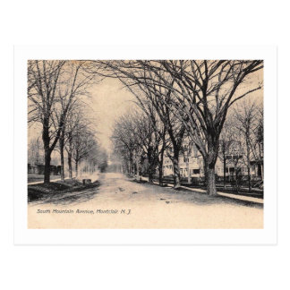 Cartão Postal S. Avenida da montanha., vintage de Montclair
