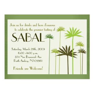 Cartão Postal SABAL:: Apresentação de NY