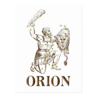 Cartão Postal SAGACIDADES: Orion