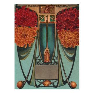Cartão Postal Sagitário - zodíaco