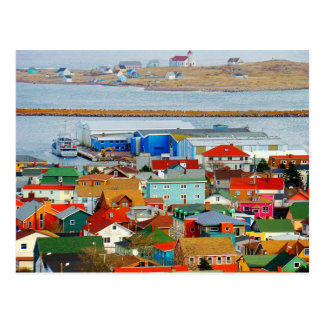 Cartão Postal Saint Pierre