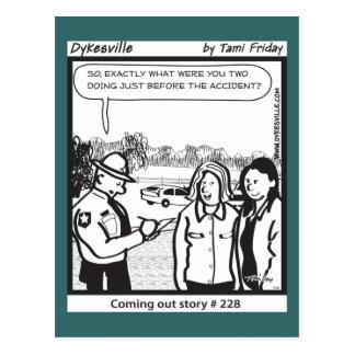Cartão Postal Sair no Hwy