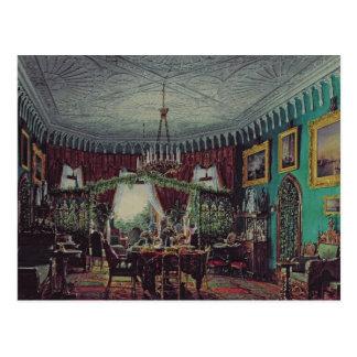 Cartão Postal Sala de estar da imperatriz Alexandra