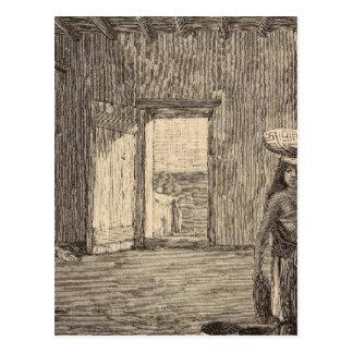 Cartão Postal Sala de Zuni