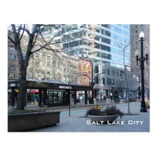 Cartão Postal Salt Lake City