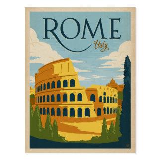 Cartão Postal Salvar a data | Italia, Roma