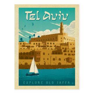 Cartão Postal Salvar a data | Tel Aviv, Israel