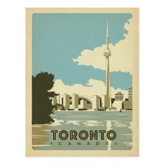 Cartão Postal Salvar a data | Toronto, Ontário 2