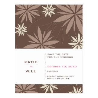 Cartão Postal SALVAR A DATA:: vitalidade