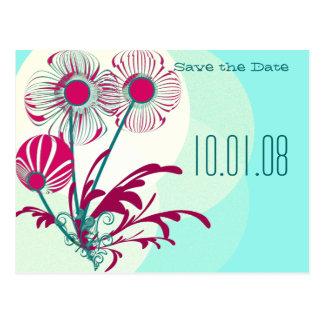 Cartão Postal Salvar o vencedor do Data-Prêmio
